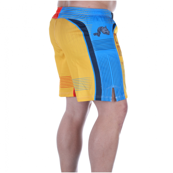 Sort MMA - tricolor