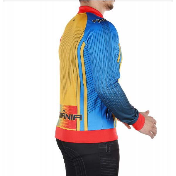 Bluza de trening - tricolor
